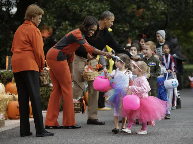 Halloween at the White House - The Atlantic