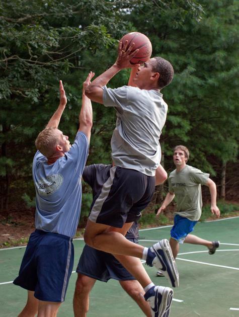 Barack Obama Basketball Shoes