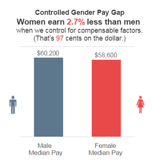 the factors that influence the gender wage gap