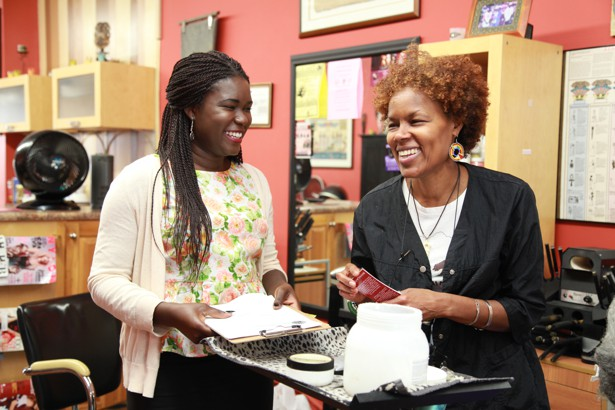 The Fight To Rid Black Women S Hair Salons Of Toxic Chemicals Atlantic