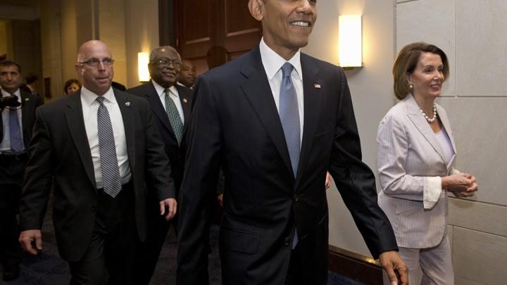 White House Pelosi Sell Omnibus As A Climate Win Despite