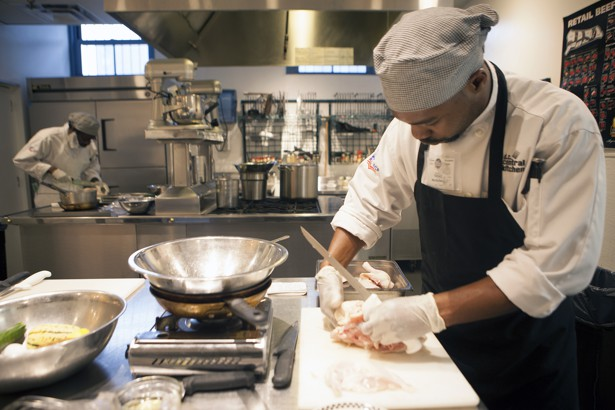 Former Convicts Learn Job Skills at DC Central Kitchen The Atlantic