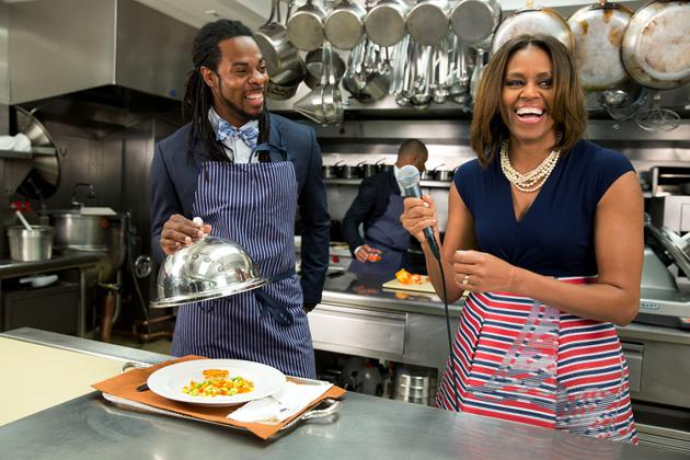 Photos Inside The White House Kitchen The Atlantic