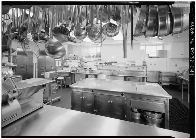 Photos Inside The White House Kitchen The Atlantic