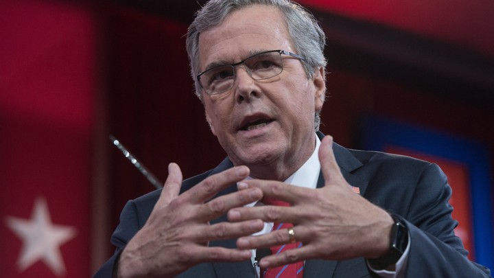 Why Were In Iraq And Why Bush And >> Jeb Bush Mistakes Were Made On Iraq War The Atlantic