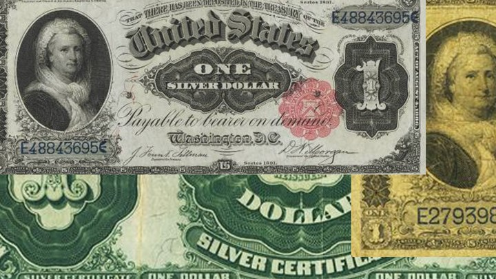 An Extremely Brief History Of Women On U S Paper Currency