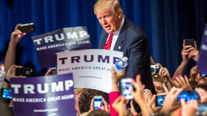 How Trump May Ultimately Help Bush - The Atlantic