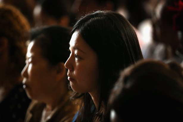 Asians Now Outpace Mexicans In Terms of Undocumented Growth   The     The Asian countries with the largest unauthorized immigration growth are China      percent  South Korea      percent  and India      percent
