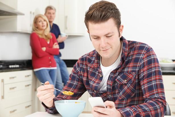 Millennials Not Leaving The Nest Raises Alarms - The Atlantic-9883
