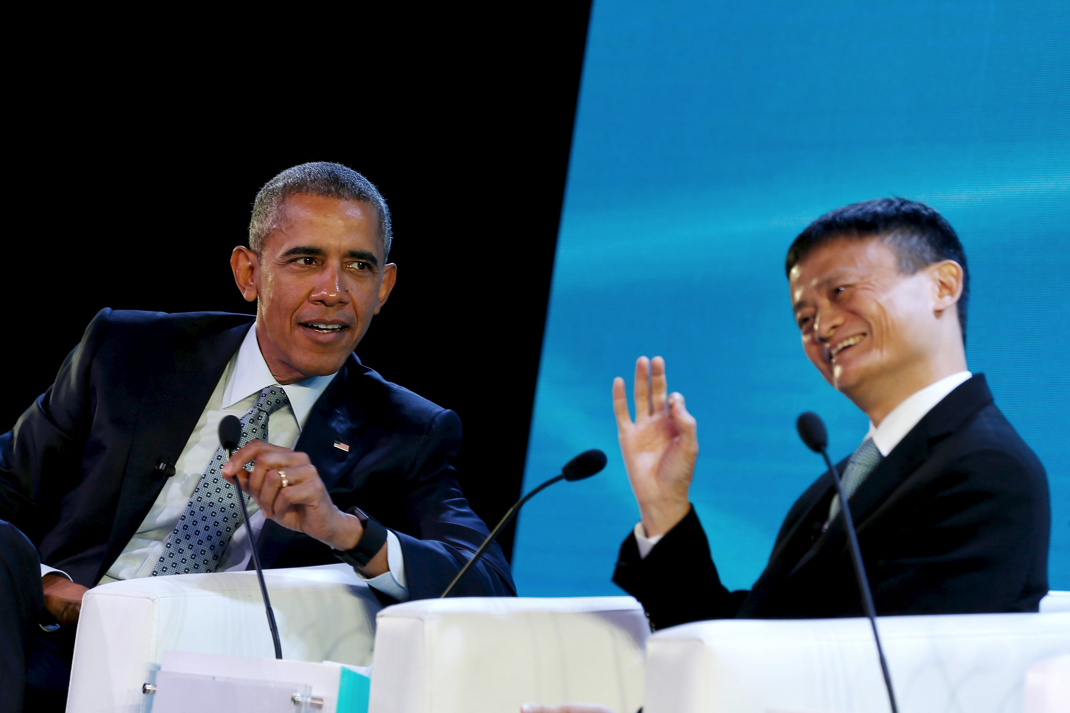 How To Understand Alibaba The House That Jack Ma Built The Atlantic