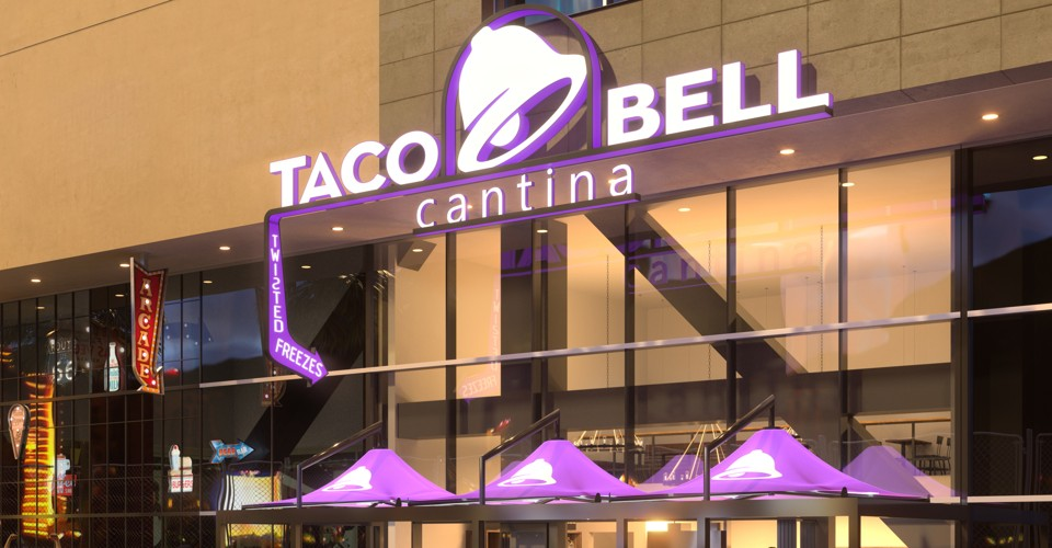 Is Taco Bell Embracing Demolition Mans Vision Of Its Future The