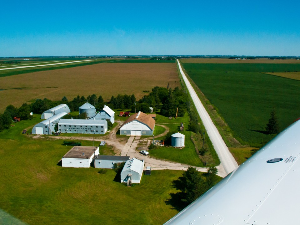America by Air: Preserving a Piece of the Heartland