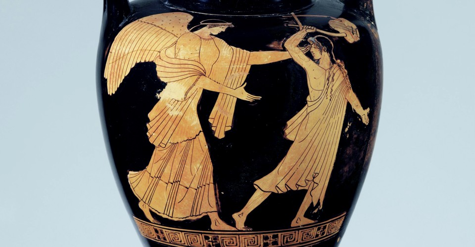 Waiting And Wanting In Ode On A Grecian Urn The Atlantic