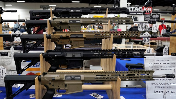 On the Military and Civilian History of the AR-15 - The Atlantic