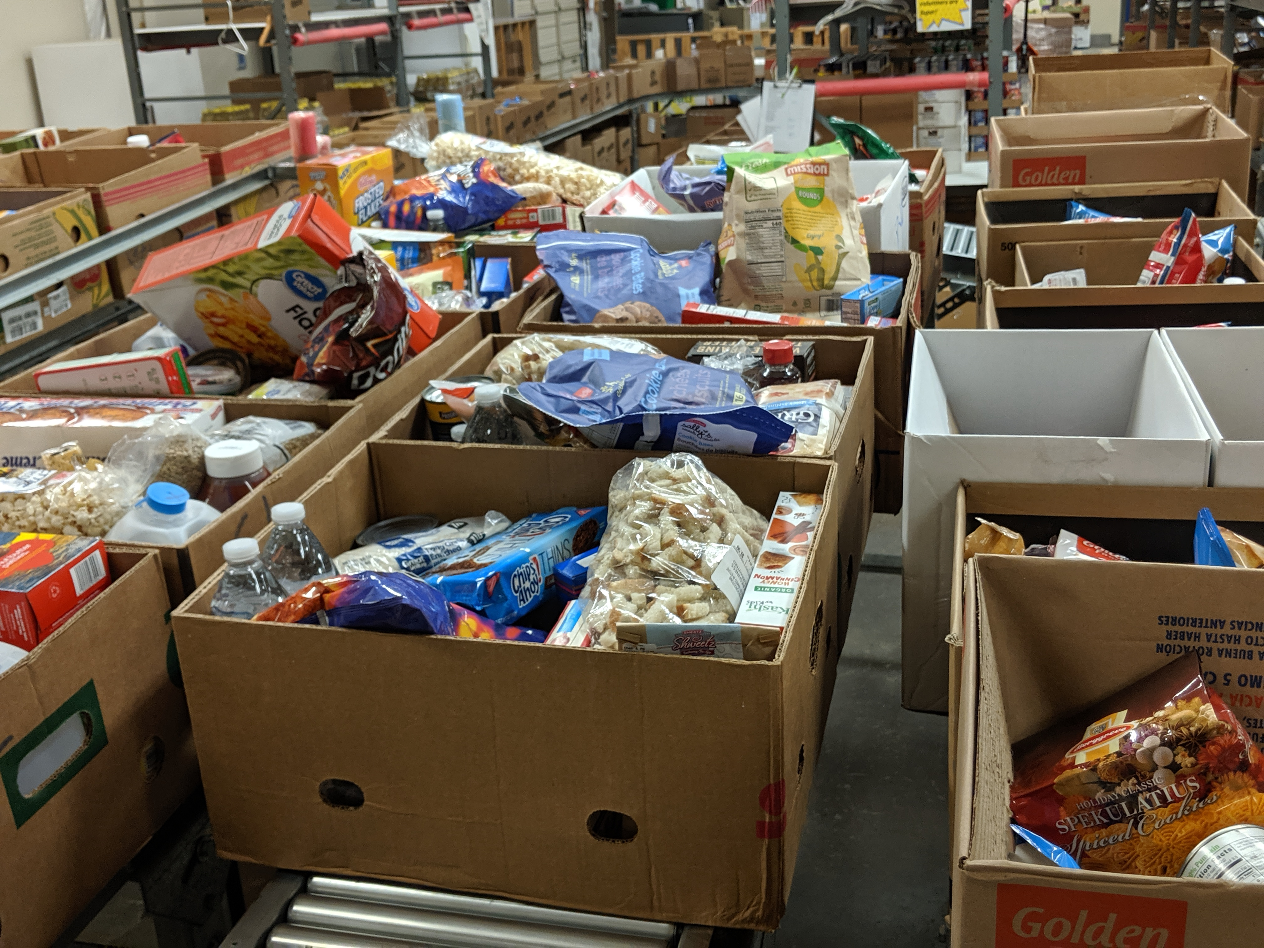 Our Towns: 'God's Storehouse' Food Pantry - The Atlantic