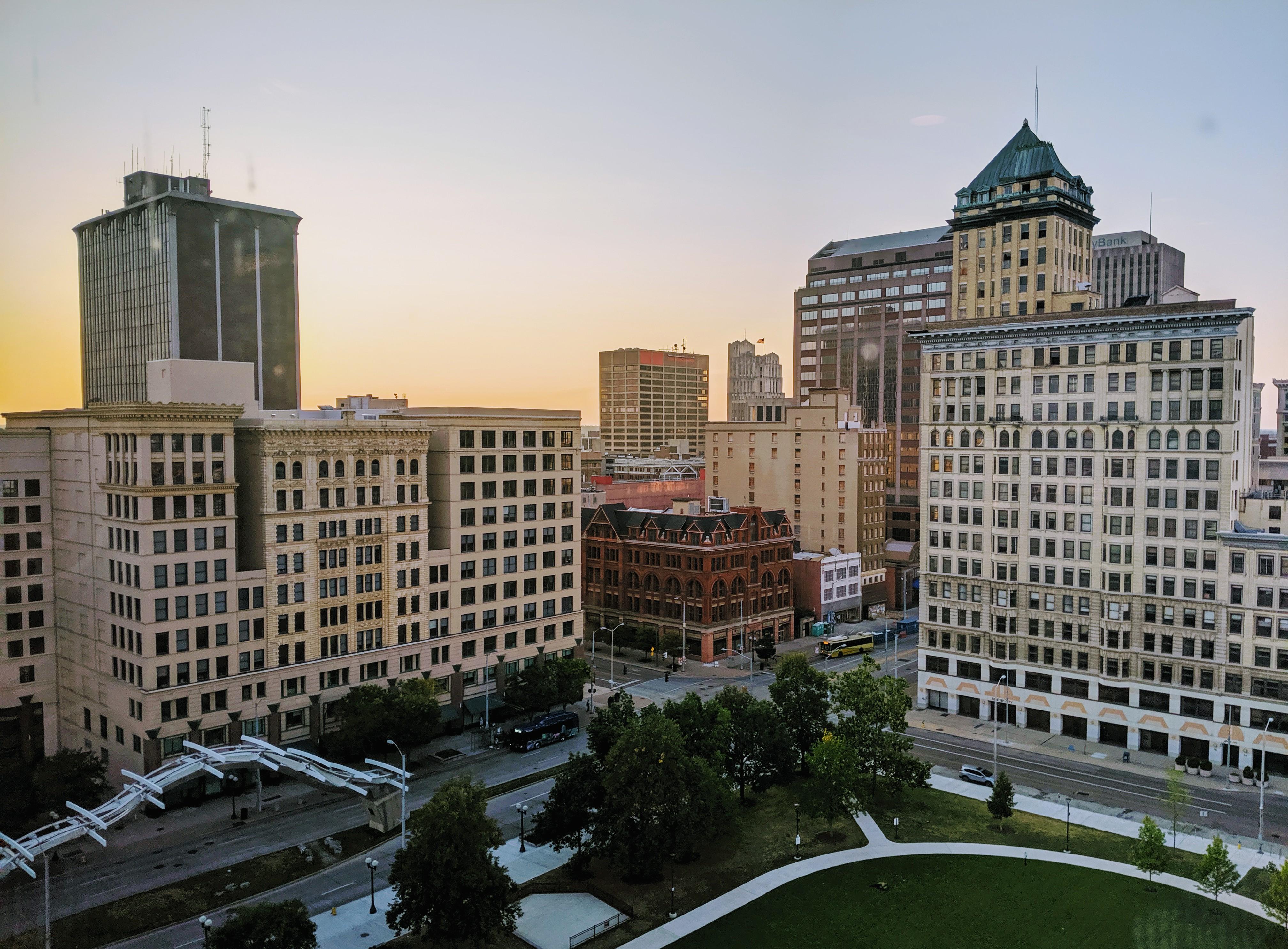 Our Towns Dayton Ohio Moves Forward The Atlantic