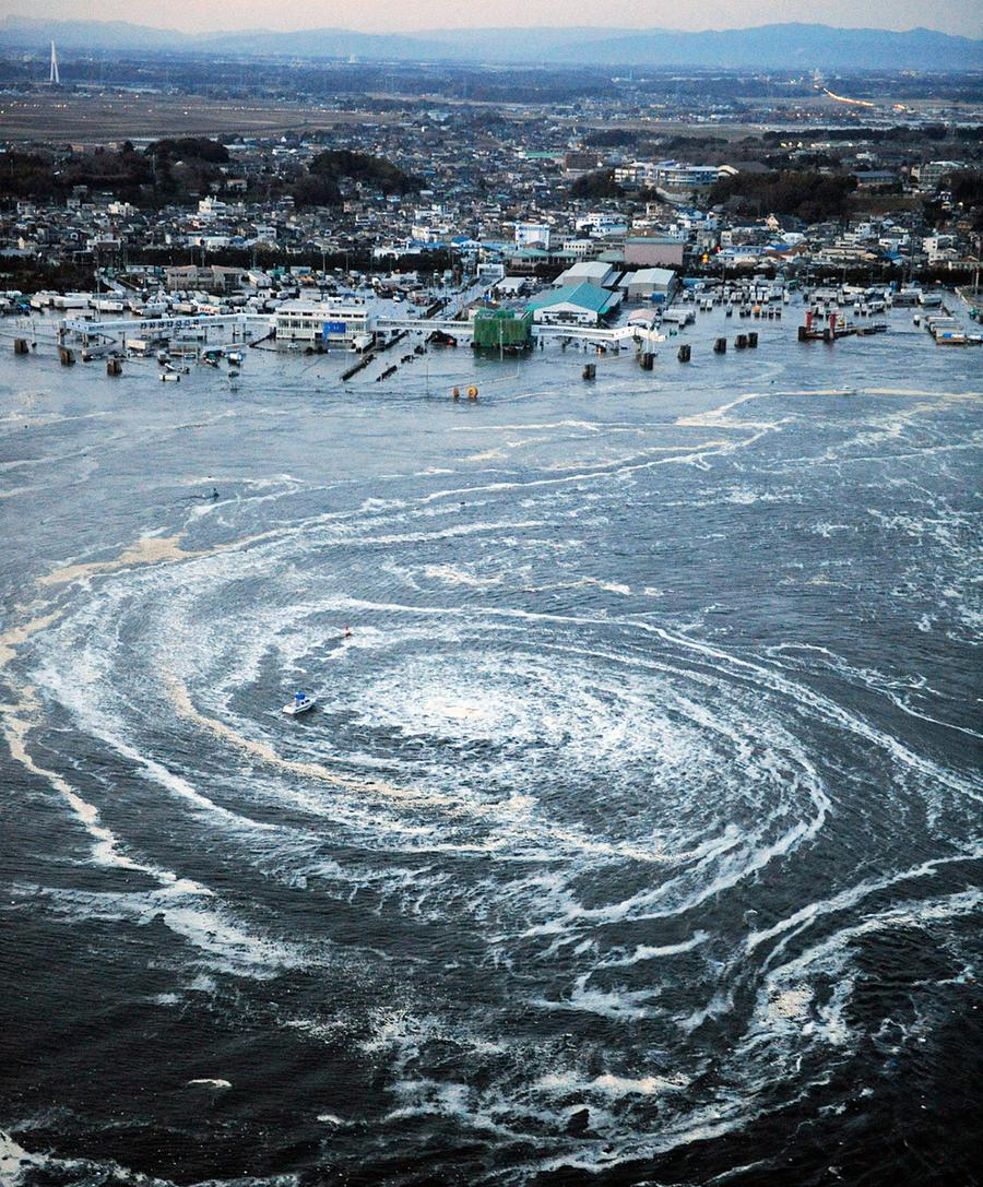 Earthquake in Japan - The Atlantic