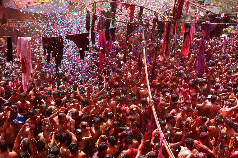 Holi: The Festival of Colors, 2011 - The Atlantic