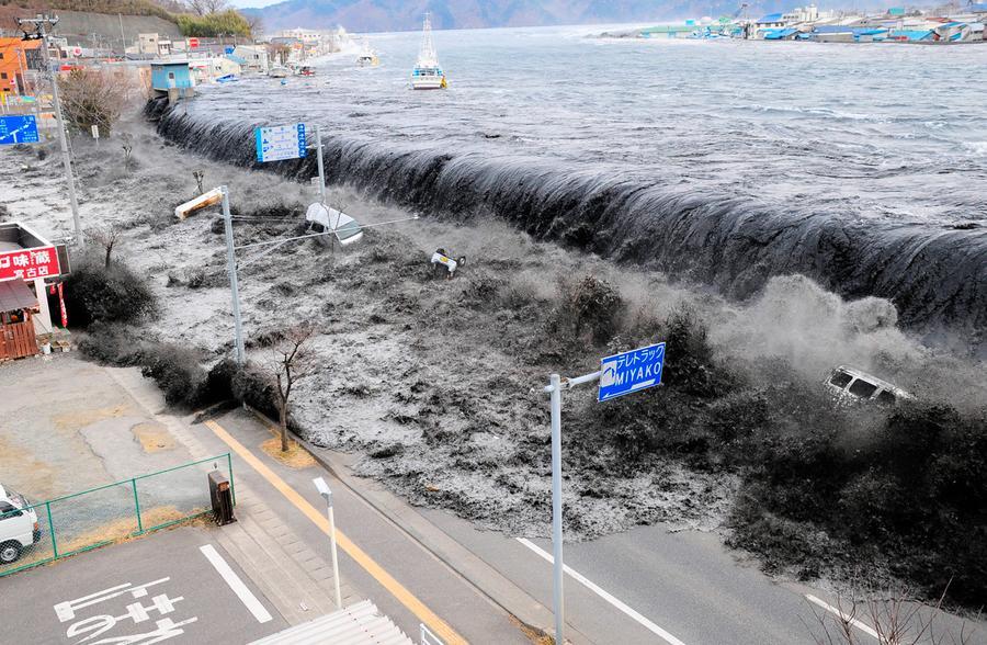 Japan Earthquake: Aftermath - The Atlantic