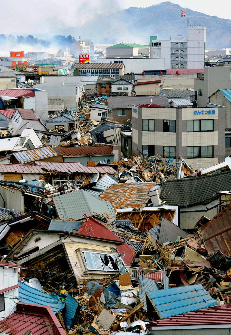 Japan Earthquake: Aftermath - The Atlantic