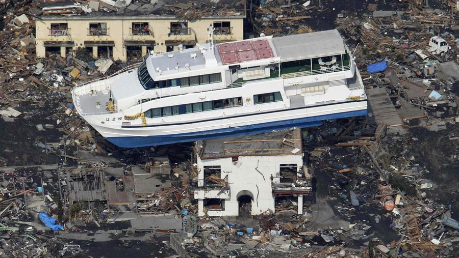 Japan Earthquake: Rescue, Recovery, and Reaction - The ...