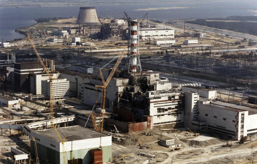 The Chernobyl Disaster: 25 Years Ago - The Atlantic