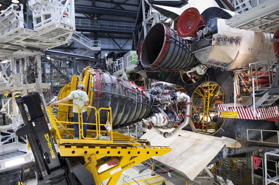space shuttle engine start - photo #15