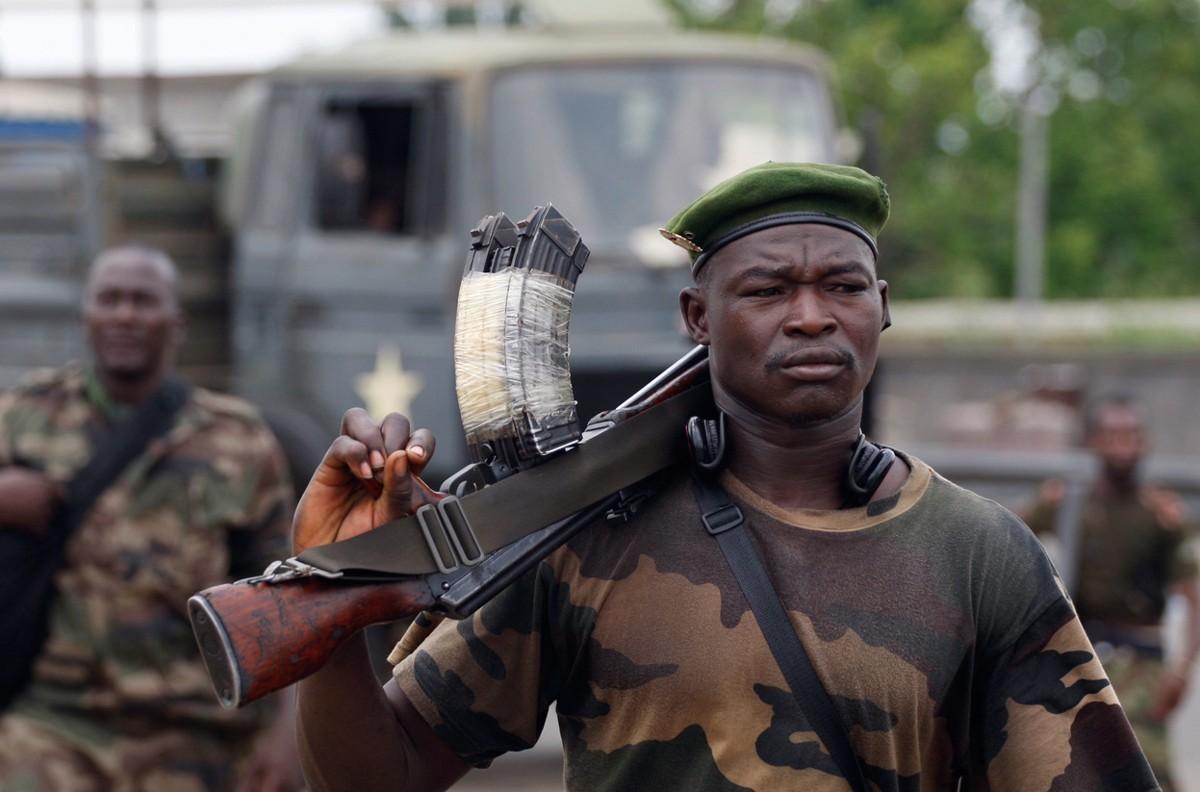 Ivory Coast's Leader Under Siege - The Atlantic