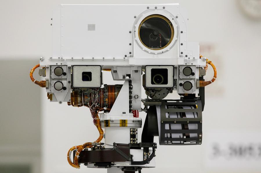 mars rover laser camera - photo #21
