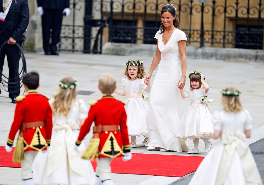 Royal Wedding Girls