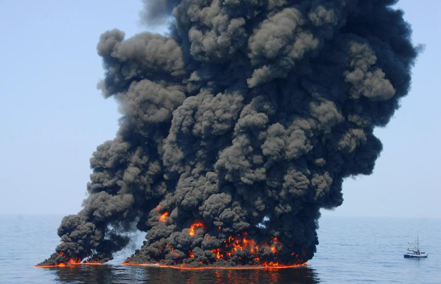 The Gulf Oil Disaster: One Year Later - The Atlantic