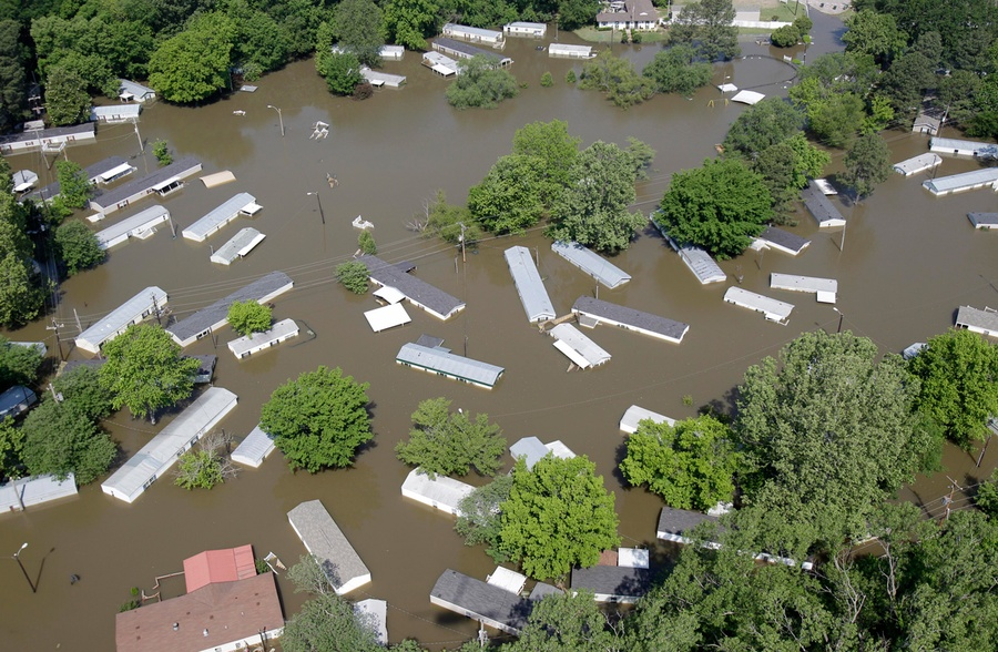 Mississippi Flooding - The Atlantic