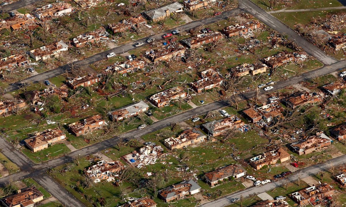 Joplin Tornado Image One