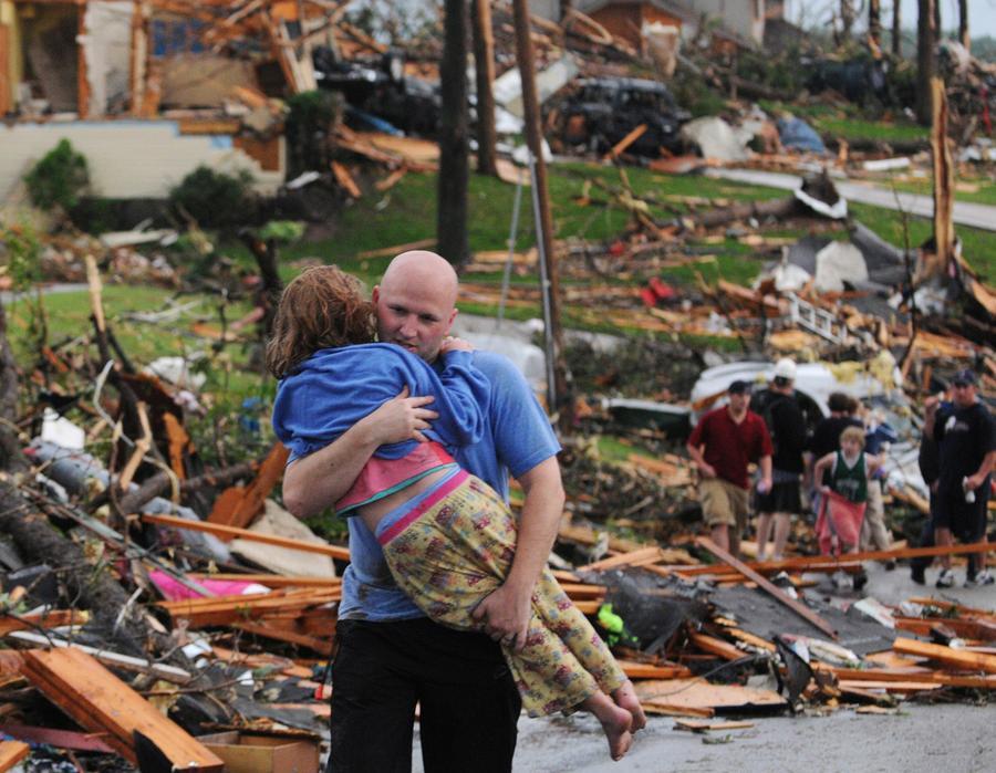 Tornado Ravages Joplin, Missouri - The Atlantic