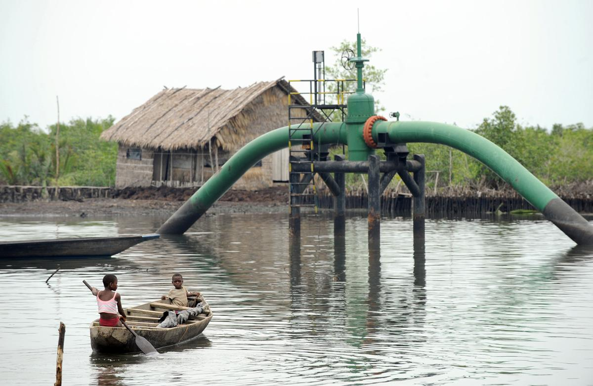 nigeria shell ile ilgili görsel sonucu