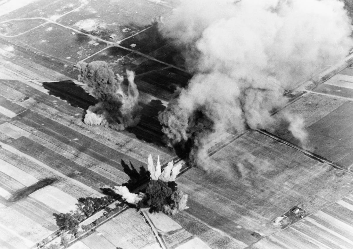 Воздушная бомбардировка Польши в сентябре 1939 года