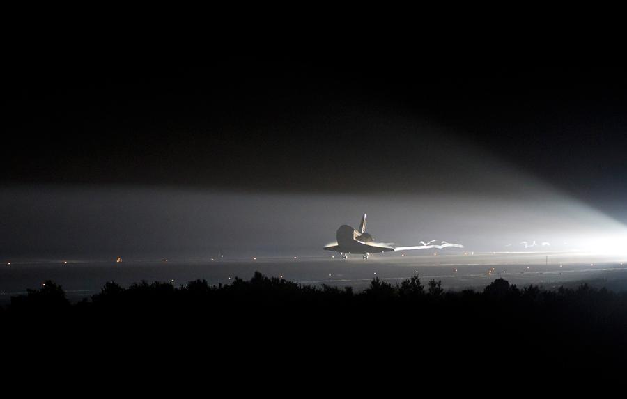 The History of the Space Shuttle - The Atlantic
