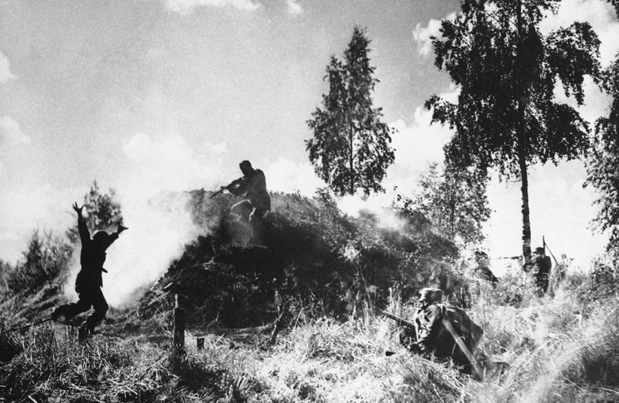 World War II: Operation Barbarossa - The Atlantic