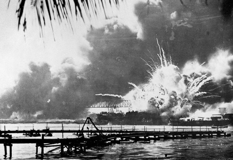 world war ii pearl harbor the atlantic