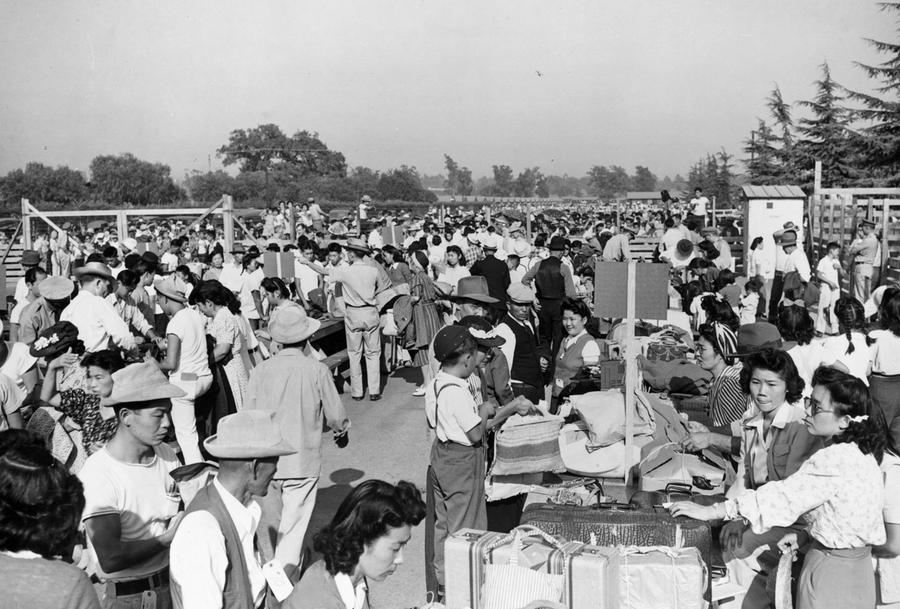aftermath of japanese internment camps