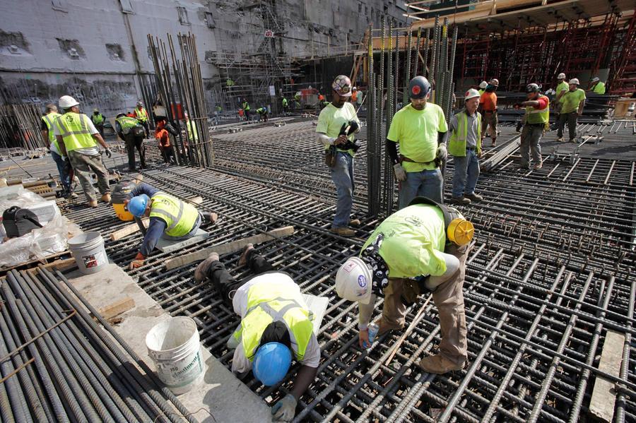 John Wall - Constructions I-IV
