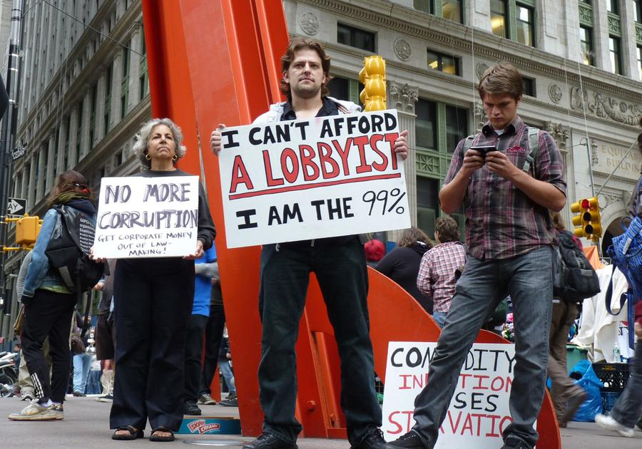 Occupy Wall Street The Atlantic