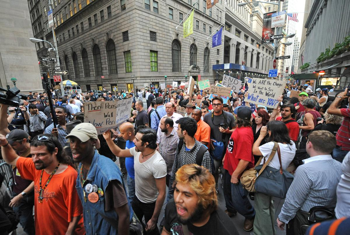 occupy wall street the atlantic