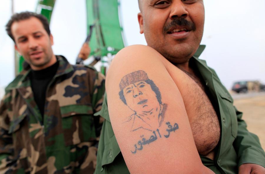 Tattoos - The Atlantic