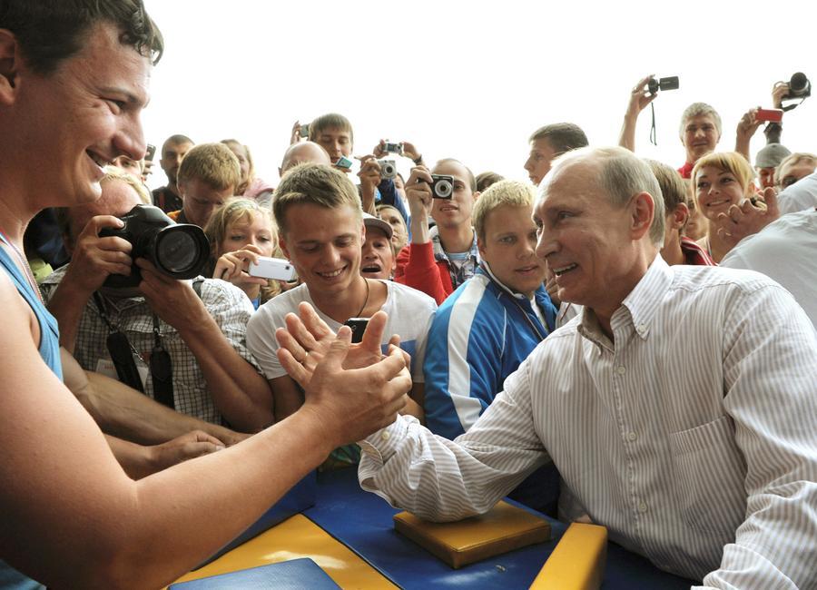 Vladimir Putin Action Man