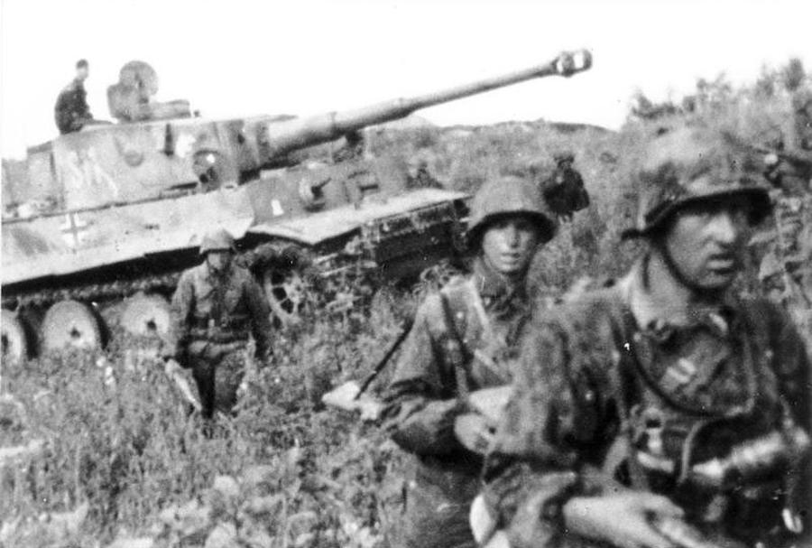 World War II: The Eastern Front - The Atlantic