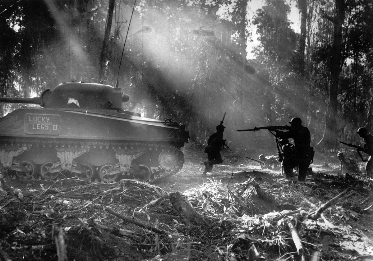 the toughest fighting in the world the australian and american campaign for new guinea in world war ii