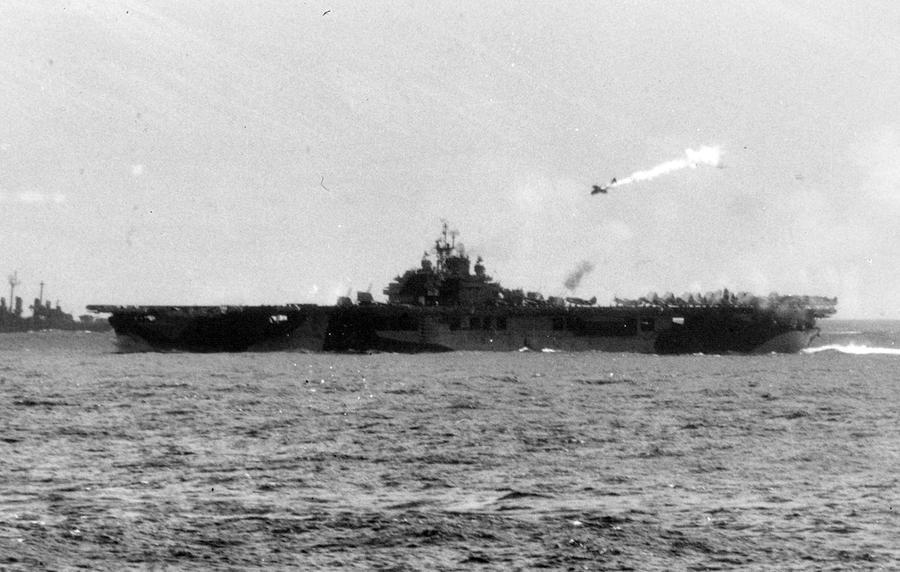 World War II: The Pacific Islands - The Atlantic