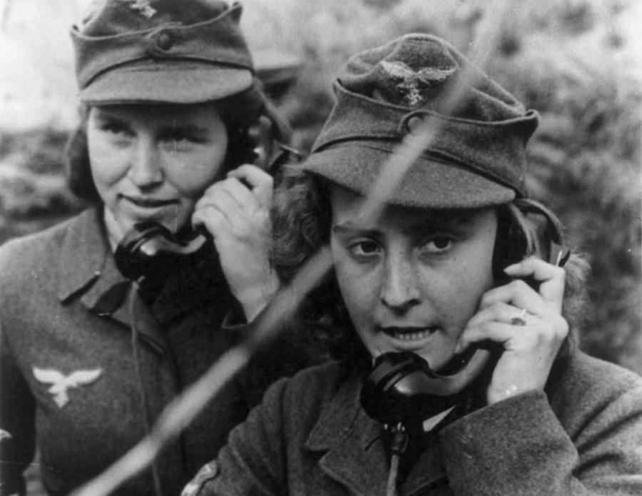 World War Ii Women At War The Atlantic