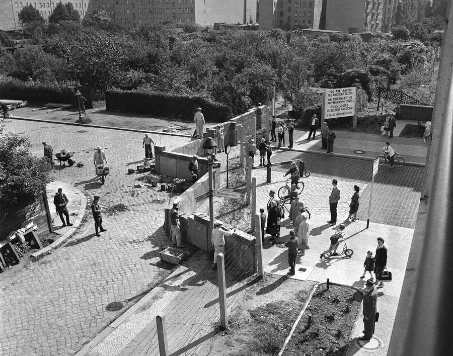 Bildresultat för berlin 1961